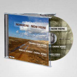 Nowhere Now Here CD