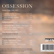 Obsession-backside